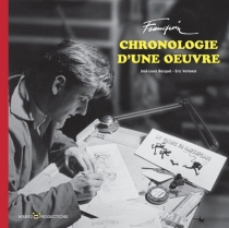 Franquin : chronologie d'une oeuvre - Jean-LouisBocquet