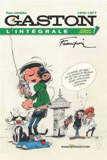 Gaston : l'intégrale - AndréFranquin