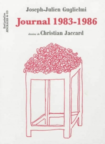 Journal 1983-1986 - JosephGuglielmi