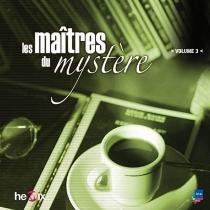 Les maîtres du mystère   Volume 3 -