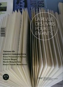 Revue des livres pour enfants (La), n° 271 -