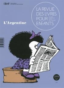 Revue des livres pour enfants (La), n° 275 -