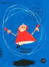 Revue des livres pour enfants (La), n° 286 -