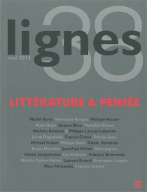 Lignes, n° 38 -