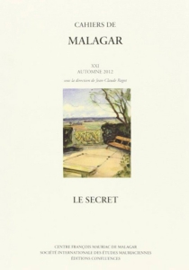 Cahiers de Malagar, n° 21 -