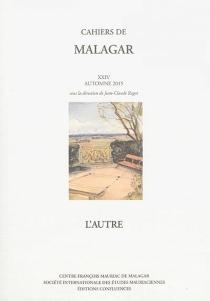 Cahiers de Malagar, n° 24 -
