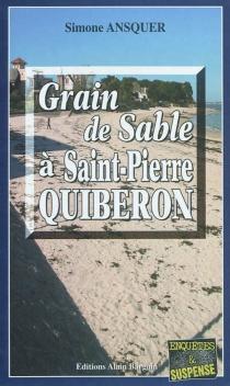 Grain de sable à Saint-Pierre Quiberon - SimoneAnsquer