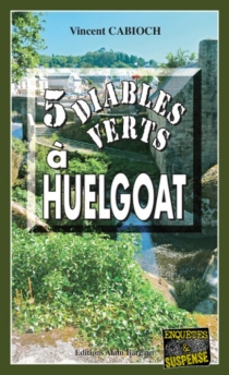 5 diables verts à Huelgoat - VincentCabioch