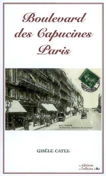 Boulevard des Capucines, Paris - GisèleCatel