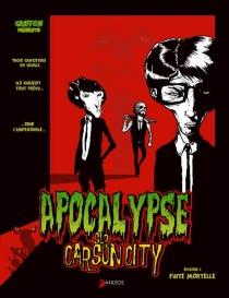 Apocalypse sur Carson city - GuillaumeGriffon