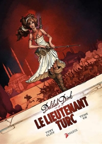 Delilah Dirk et le lieutenant turc - TonyCliff