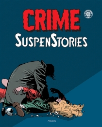 Crime suspenstories -