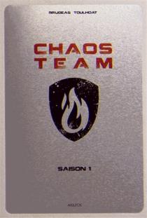 Chaos team : intégrale saison 1 - VincentBrugeas