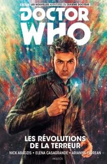 Doctor Who| Les nouvelles aventures du dixième docteur - NickAbdazis