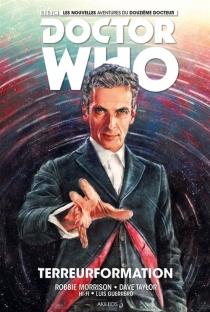 Doctor Who| Les nouvelles aventures du douzième docteur - MarianoLaclaustra