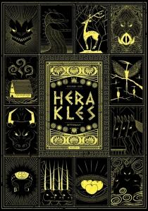 Herakles : intégrale - EdouardCour