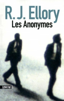 Les anonymes - Roger JonEllory