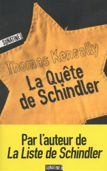 La quête de Schindler - ThomasKeneally