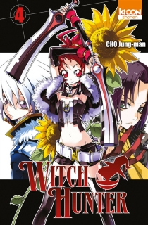 Witch hunter - Jung-Man Cho
