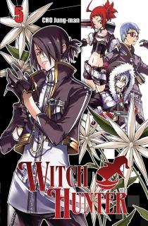 Witch hunter - Jung-ManCho