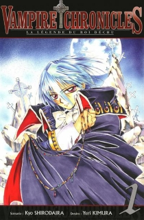 Vampire chronicles : la légende du roi déchu - YuriKimura
