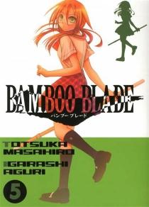 Bamboo blade - AguriIgarashi