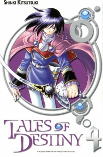 Tales of destiny - Shinki Kitsutsuki