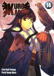 Kurokami, black god - Dall-YongLim