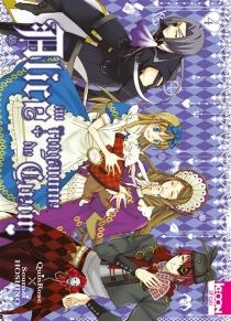 Alice au royaume de Coeur - SoumeiHoshino