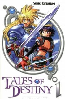 Tales of destiny - ShinkiKitsutsuki