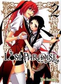 Lost paradise - ToruNaomura