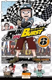 Run day Burst - YûkôOsada