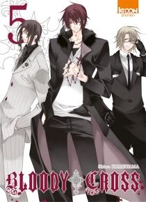 Bloody cross - ShiwoKomeyama