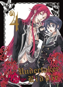 Undertaker riddle - HigasaAkai