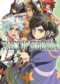 Tales of legendia - AyumiFujimura