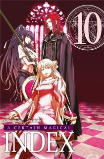 A certain magical Index - KazumaKamachi