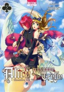 Alice au royaume de Trèfle : Cheshire cat Waltz - MamenosukeFujimaru
