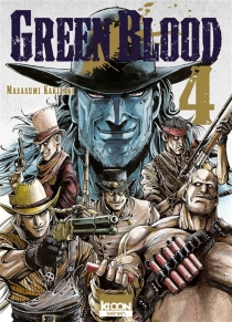 Green blood - MasasumiKakizaki