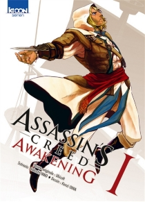Assassin's creed awakening - Kendi Oiwa
