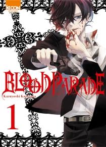 Blood parade - KazuyoshiKarazawa