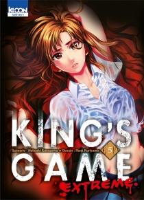 King's game extreme - NobuakiKanazawa