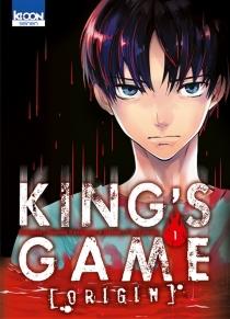 King's game origin - NobuakiKanazawa
