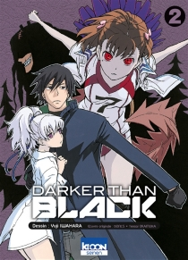 Darker than black - Yûji Iwahara