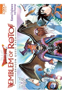 Dragon Quest Saga : emblem of Roto - KamuiFujiwara