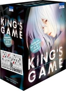 King's game : intégrale en 5 tomes de la saison 1 - NobuakiKanazawa