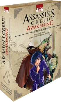 Assassin's creed awakening : l'intégrale - Kendi Oiwa
