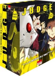 Judge : l'intégrale en 6 tomes - YoshikiTonogai