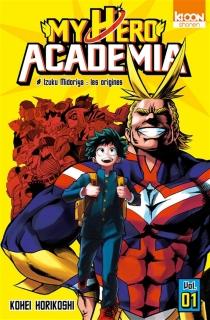My hero academia - KoheiHorikoshi