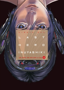 Last hero Inuyashiki - HiroyaOku