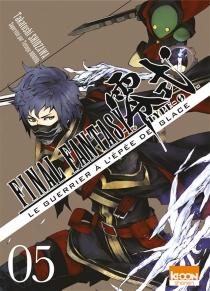 Final fantasy type-0 : le guerrier à l'épée de glace - TakatoshiShiozawa
